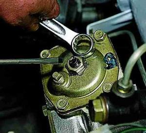 Регулировка рулевого редуктора ВАЗ 2101