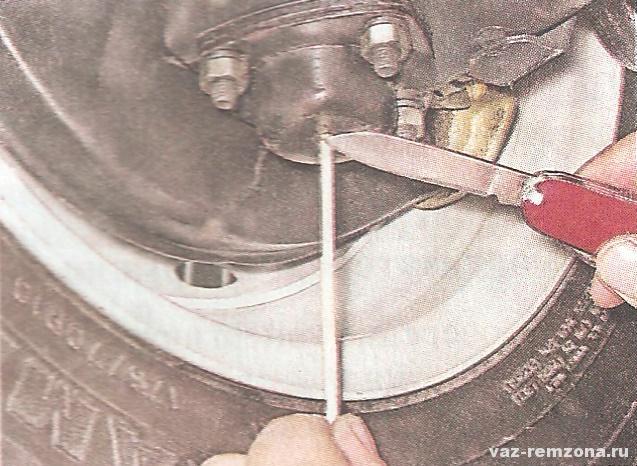 съемник шаровых опор ваз 2101 2107