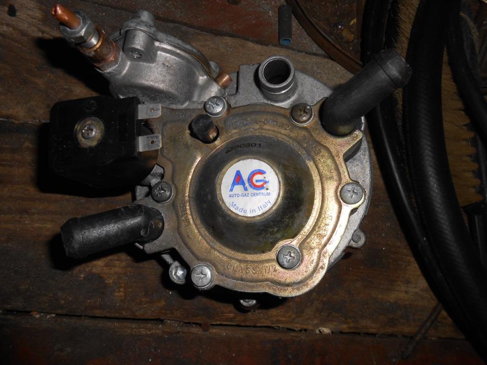 газовое оборудование на 2106