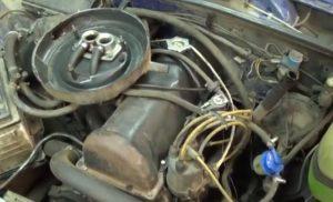 головка двигателя ваз 2101