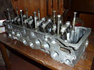 устройство двигателя ваз 2101