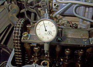 щуп для регулировки клапанов ваз 2107
