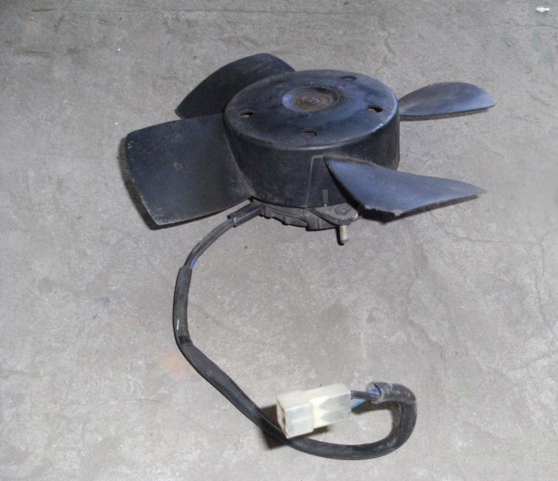 электровентилятор ваз 2107 инжектор