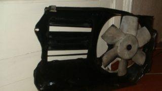 принудительный вентилятор ваз 2107
