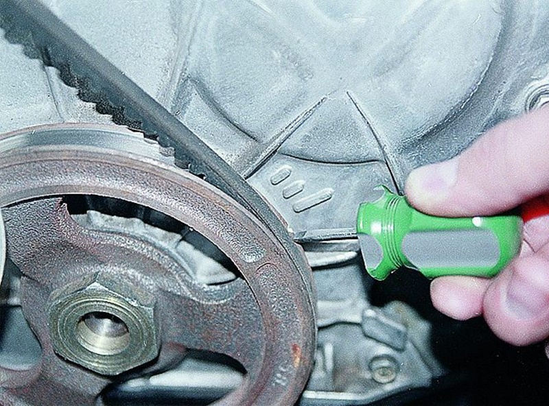 порядок регулировки клапанов ваз 2107 инжектор