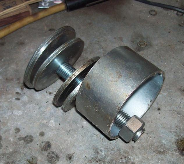 снятие и замена переднего ступичного подшипника ваз 2110