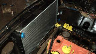 система охлаждения ваз 2107