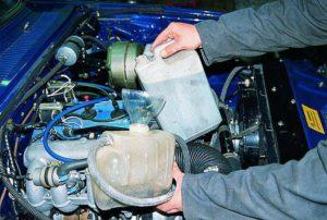 система охлаждения ваз 2107 неисправности