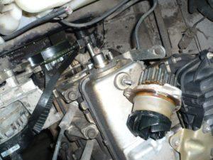 замена помпы ВАЗ 2109 инжектор