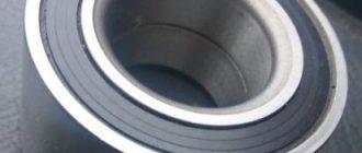 замена ступичного подшипника ваз 2110