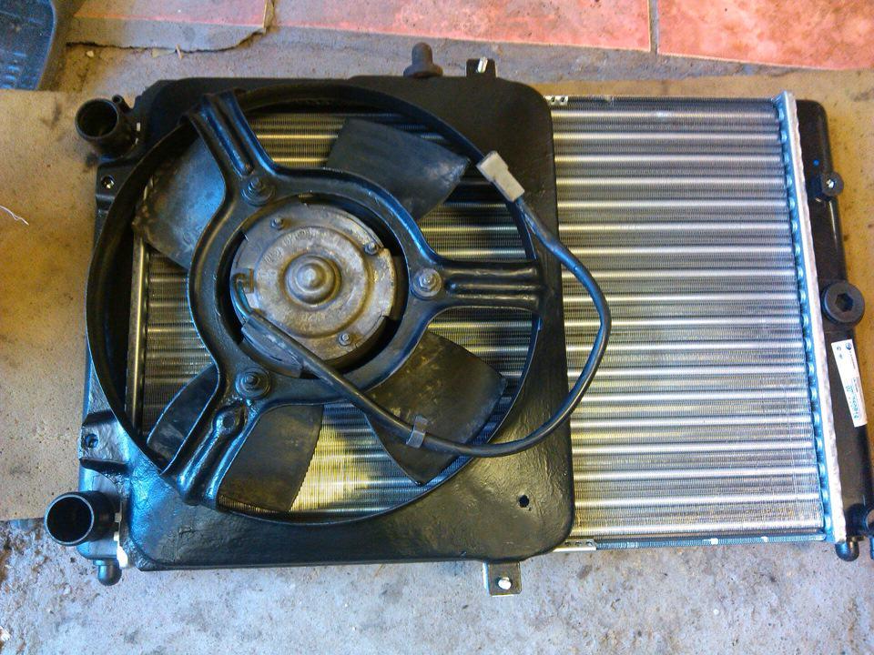 система охлаждения ваз 2109 карбюратор