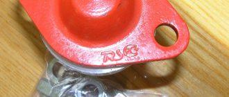шаровые опоры ваз 2114 замена