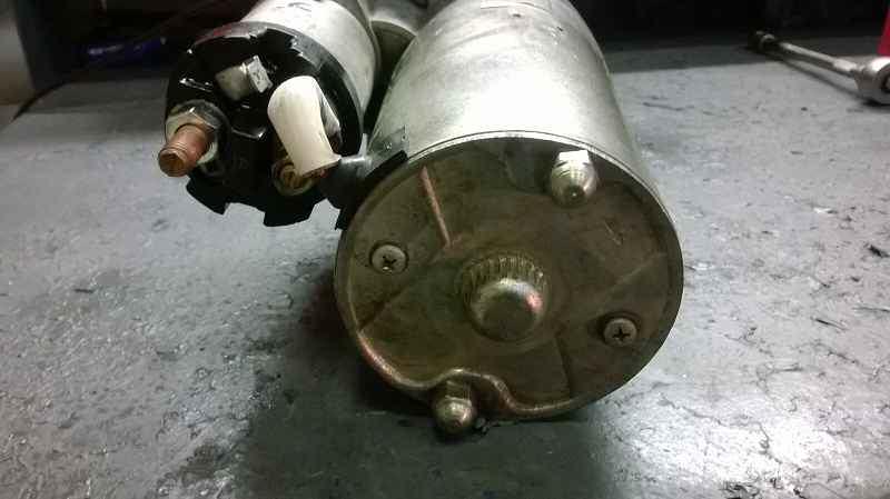ремонт стартера ваз 2114