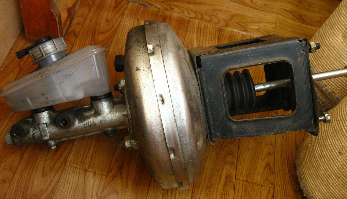 Ремонт вакуумного усилителя тормозов 2114 своими руками фото 77