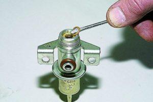 Датчик давления топлива ВАЗ 2114 неисправности