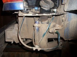 клапан продувки адсорбера ВАЗ 2114