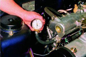 Датчик давления топлива ВАЗ 2114 проверка своими руками
