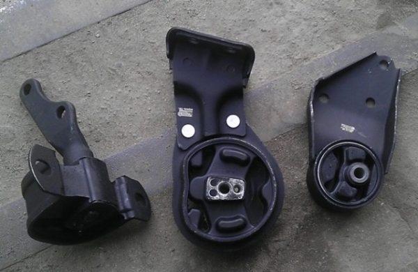 Замена подушки двигателя ВАЗ 2114 своими руками