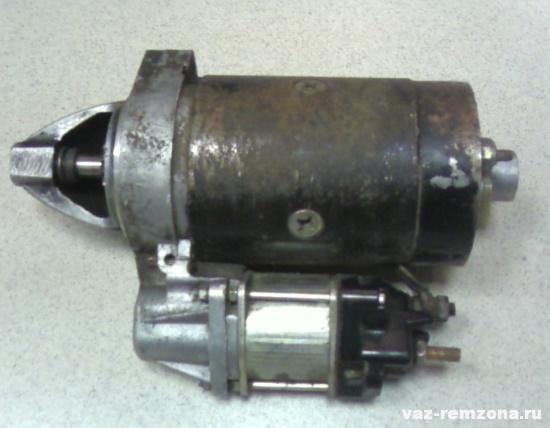 ремонта стартера ВАЗ 21099