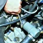 Из чего состоит схема охлаждения ВАЗ 2109