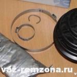 Когда необходимо заменять пыльник ШРУСа ВАЗ 2109?