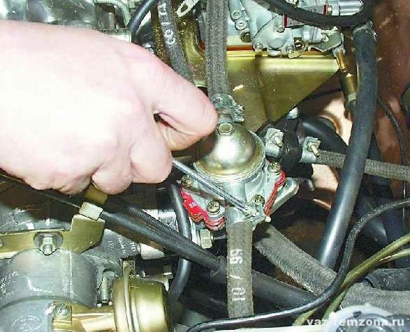 Топливный насос ВАЗ 2109 карбюратор