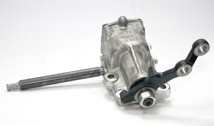 Замена рулевого редуктора ваз 2101