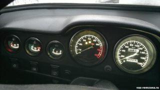подключение тахометра 2106