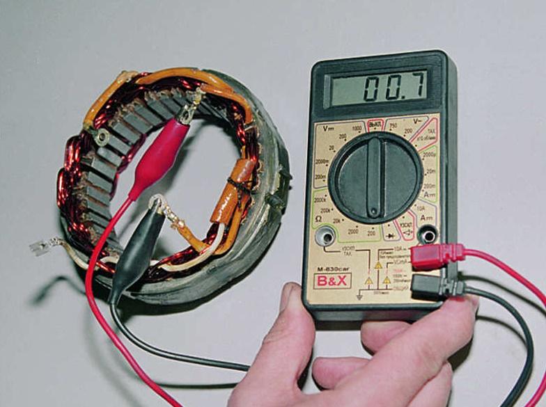 ваз 2106 генератор не дает зарядку
