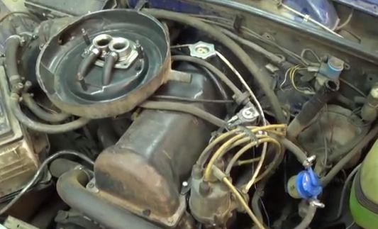 Двигатель ваз 2103 тюнинг своими руками