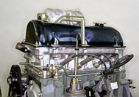 блок двигателя ваз 2101