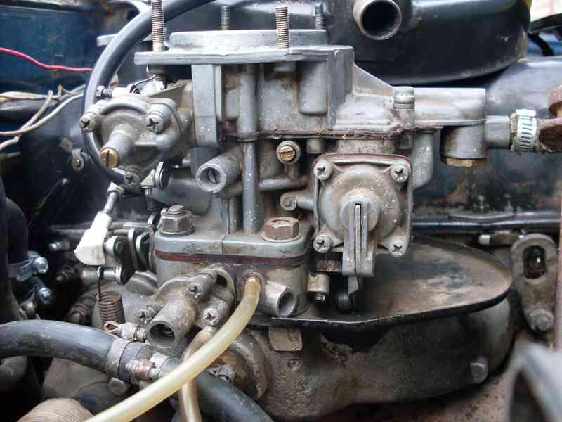 установка двигателя на ваз 2101