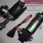 Комплект для установки бесконтактного зажигания ВАЗ 2107