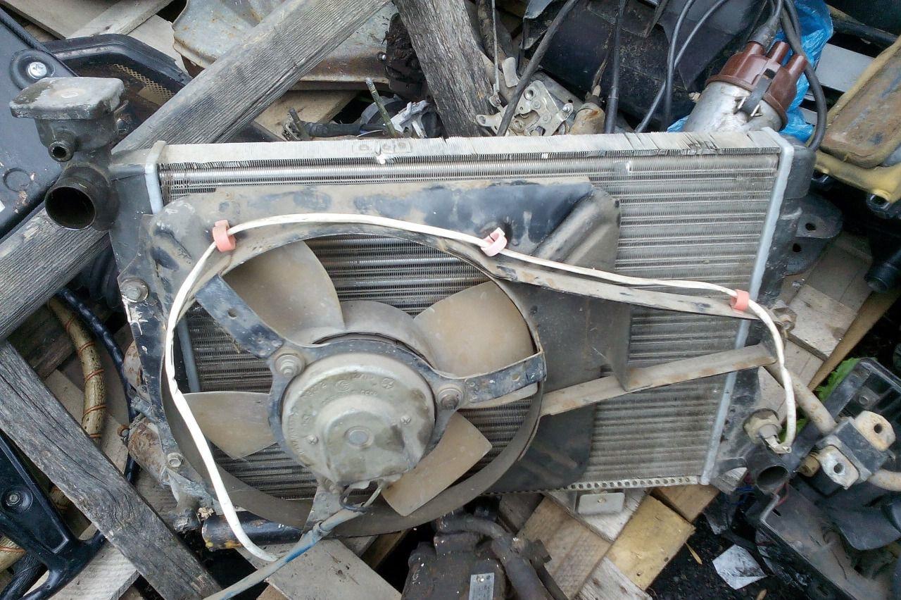 схема вентилятора охлаждения ваз 2107 инжектор