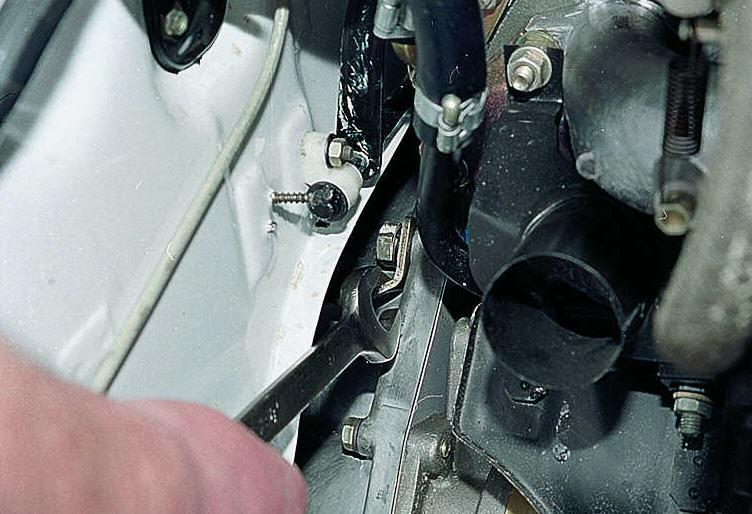 педаль сцепления 2106