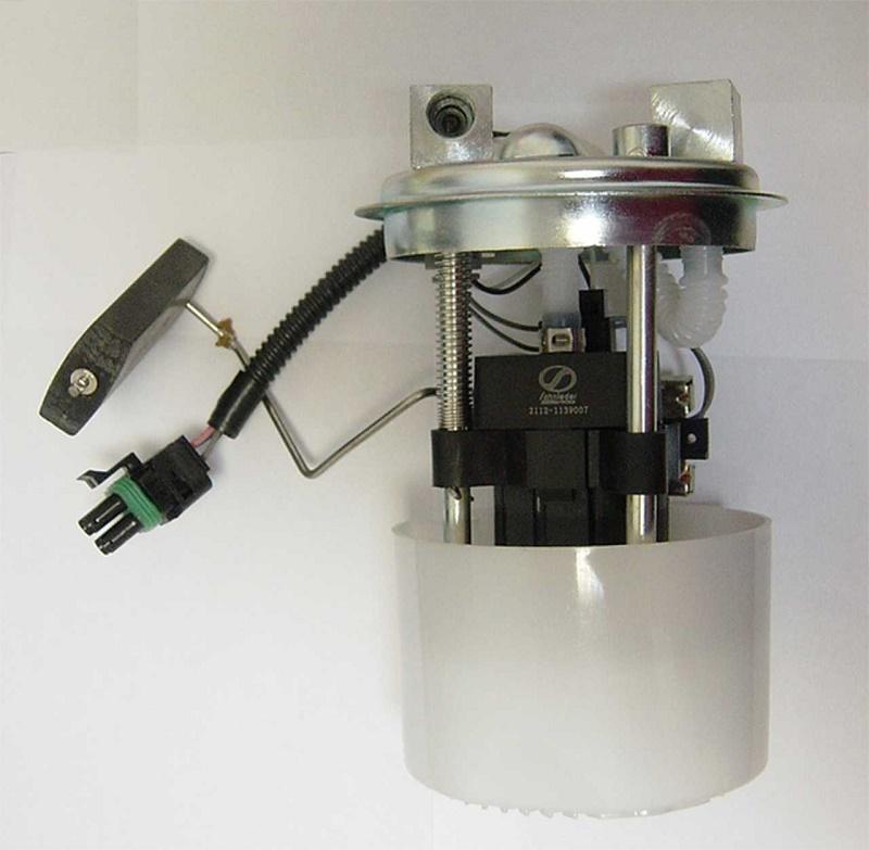 реле бензонасоса ваз 2110 инжектор
