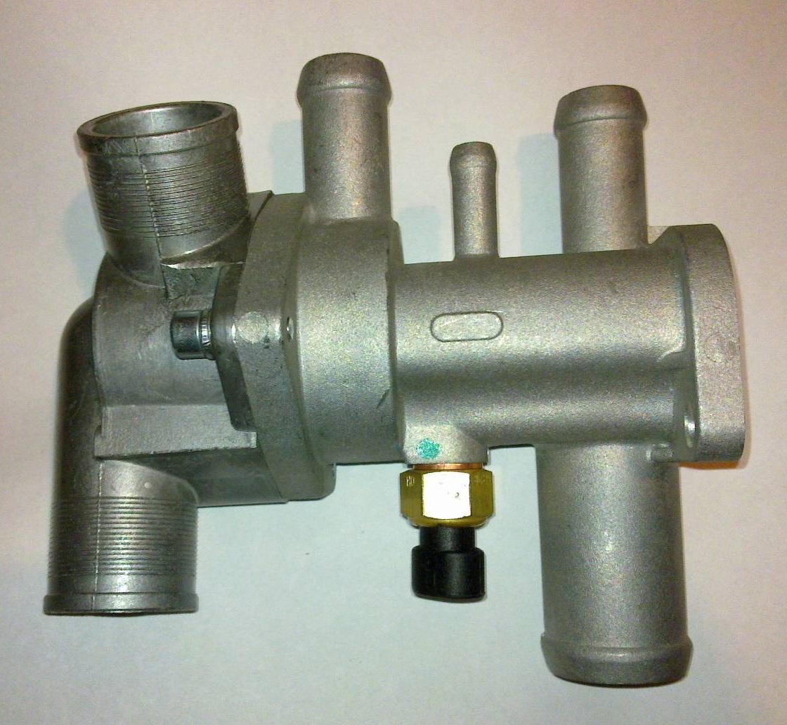 Фото №20 - клапан термостата ВАЗ 2110