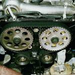 Самостоятельная замена ремня ГРМ ВАЗ 2110 (16 клапанов)
