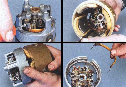 стартер ваз 2107 инжектор ремонт