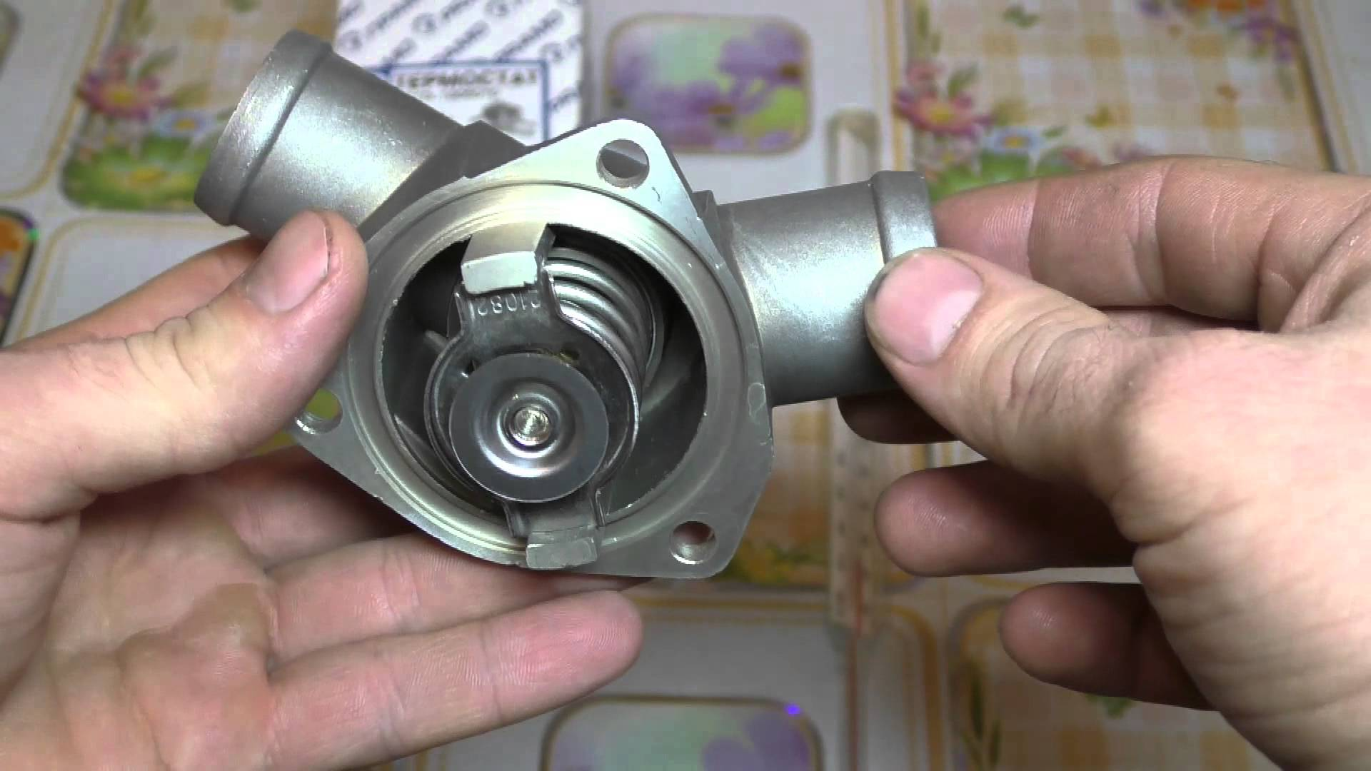 Термостат ваз 2114 инжектор